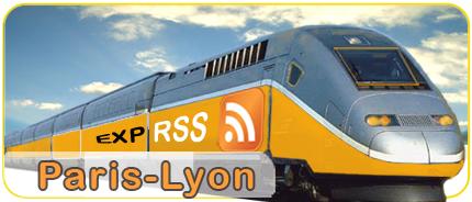 Le TGV du rss